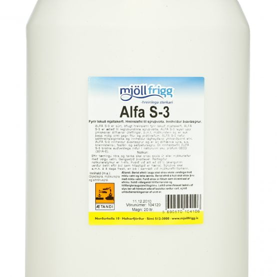 Alfa S-3