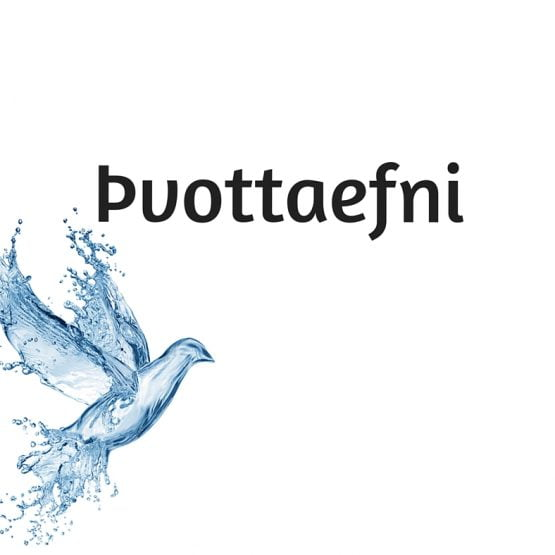 Þvottaefni frá Mjöll Frigg