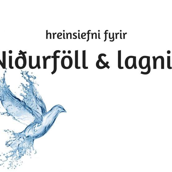 Niðurföll og lagnir