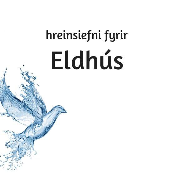 Hreinsiefni fyrir Eldhús