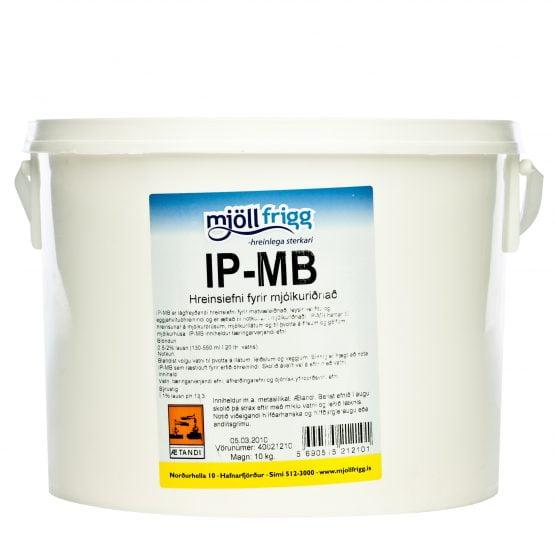 IP-MB hreinsiefni frá Mjöll Frigg