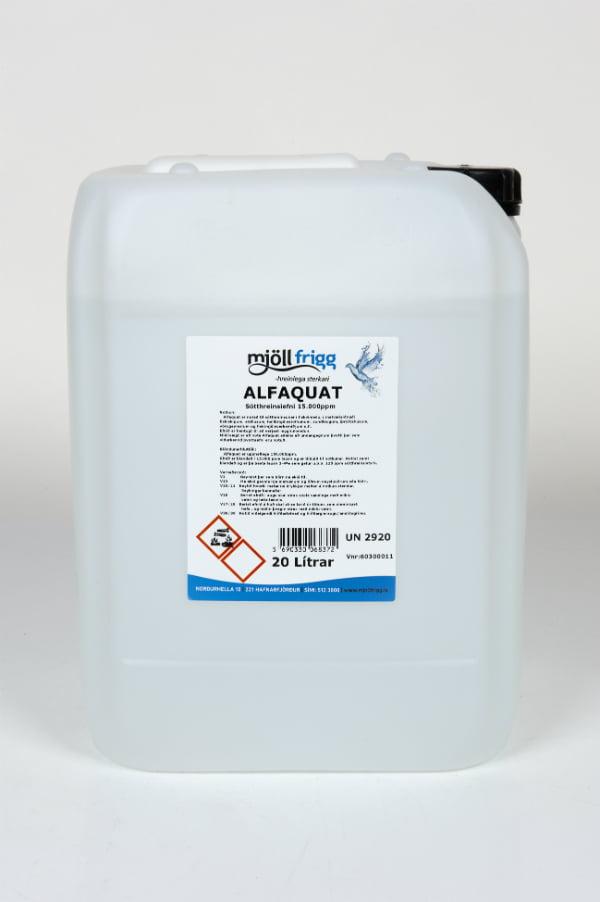 Alfaquat 15000 ppm 20 ltr