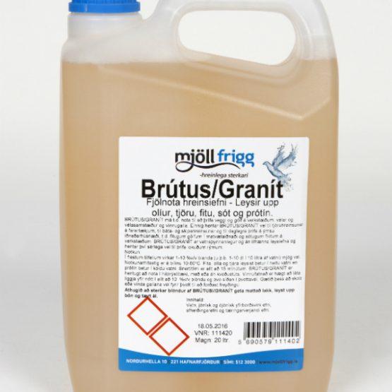 Brútus Granít 5 ltr