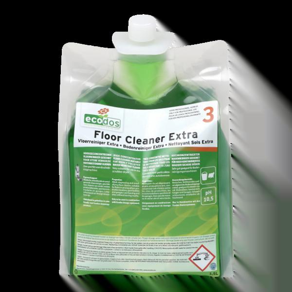 Gólfhreinsir Extra ECODOS Floor Cleaner Extra