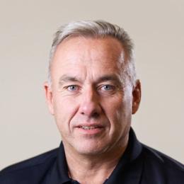 Benedikt Benni sölufulltrúi hjá Mjöll Frigg